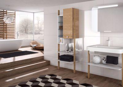 Rénovation salle de bain haut de gamme